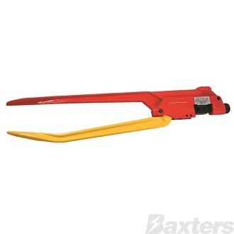 84eb56ca6 Crimping Tool 10- 120mm2 Length 570mm 3.2Kg Mechanical Indent Crimping