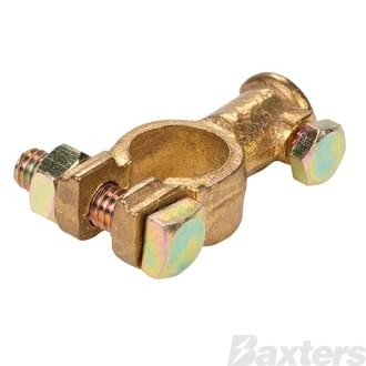 Brass Battery Terminal PMV Universal