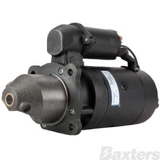 Starter Prestolite MS4 5.5kW 24V 12T 37mm CW SAE1 LH