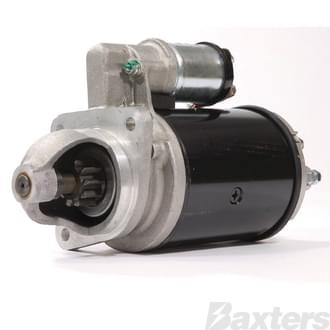 Starter Lucas 2.8kW 12V 10T 39.5mm CW Suits Common Perkins Diesel Right Hand Mount