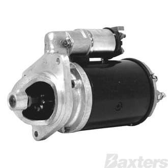 Starter Lucas 2.8KW 12V 10T 39.5mm CW suits Ford D Series