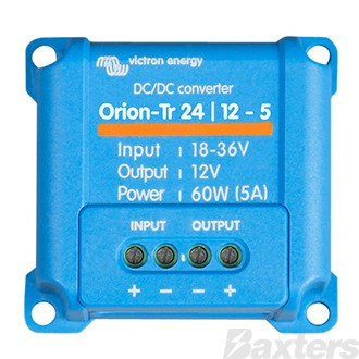 Reducer Victron Orion-Tr 24 to 12V 5A (60W)  Retail Packaging