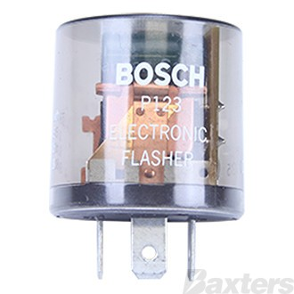 Flasher Can Bosch 12V 3 Pin Electronic