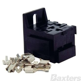 Relay Housing Base & Term (EA) ** Use BMRB-5KIT **
