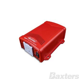 Inverter Redarc 12V DC To 240V AC 350W Pure Sine Wave