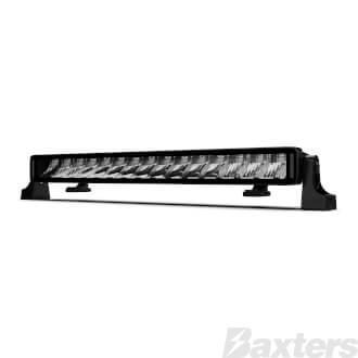 """LED Bar Light 21"""" Stealth 52 Series Combo Beam 10-30V 15 x 10W Osram LEDs"""