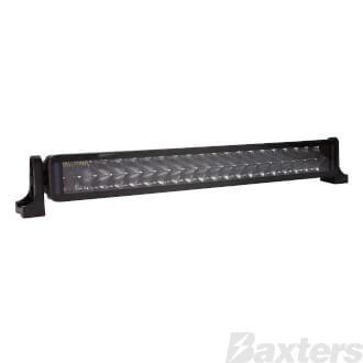 """LED Bar Light 21"""" Stealth 70 Series Combo Beam 10-30V 40 x 3W Osram LEDs"""
