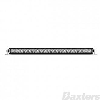 "LED Bar Light 32"" SRE Series Combo Beam 11-32V 40 x 5W Osram LED 200W 12600lm IP67 Slide & End Mounts Roadvision Essentials Series"