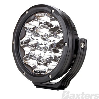 "LED Driving Light 7"" DS Series Driving Beam 9-32V 16 x 3W LEDs 48W 4320lm IP67 Roadvision Dominator Slim Line"