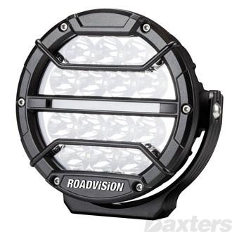 """LED Driving Light 6"""" DL Series Spot Beam 9-32V"""
