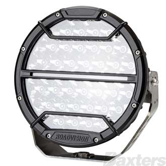 "LED Driving Light 9"" DL Series GEN2 Spot Beam 9-32V with Daylight Strip TMT 5700K"