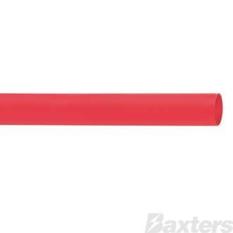 Roadpower Heat shrink Tubing 18mm x 10m Red Ratio 2:1 Box Dispenser