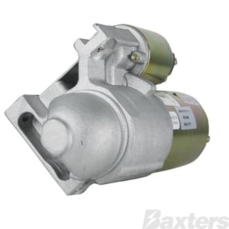 Starter Delco Remy 1.7Kw12V 11T 29mm CW Inline Marine Use  8000599