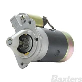 Starter Mitsubishi Type 0.8kW 12V 8T 29mm CW Suits Ford Courier, Mazda 626 929 MA