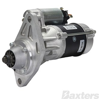 Starter Hitachi 4.5kW 24V 11T 40mm CCW Suits Isuzu NKR58 NKR66 4HF1