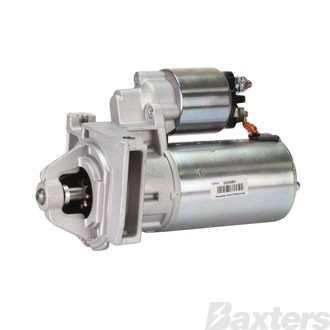 Starter Mitsubishi type 1.4kW 12V 9T 25mm CW Suits Holden Commodore VN-VY 3.8L V6