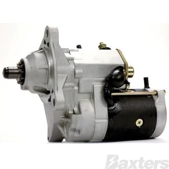 Starter Denso Type 5.5kW 24V 10T 40mm CW Suits Iveco Case