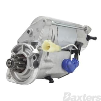 Starter Denso Type 2.0Kw 12V 9T CW Suits Carrier
