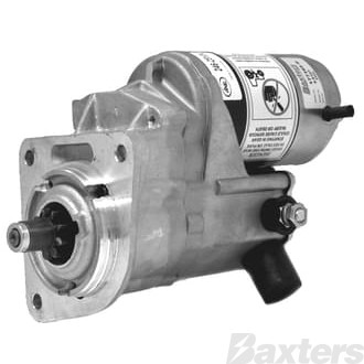 Starter Denso Type 2.8kW 12V 9T 36mm CW Suits Kubota Tractor