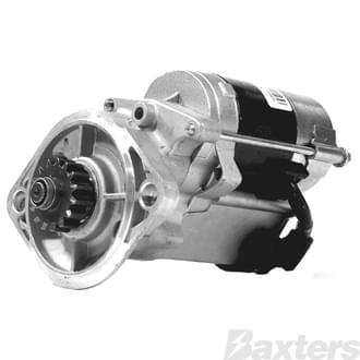 Starter Denso Type 1 4KW 12V 15T 44mm CW Yanmar Thermo King