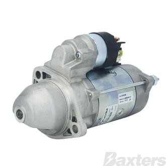 Starter Iskra 2.6kW 12V 9T 34mm CW Suits Deutz