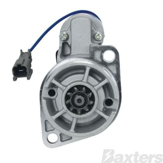 Starter Mitsubishi Type 1.2Kw 12V 9T 29MM CW Suits Nissan