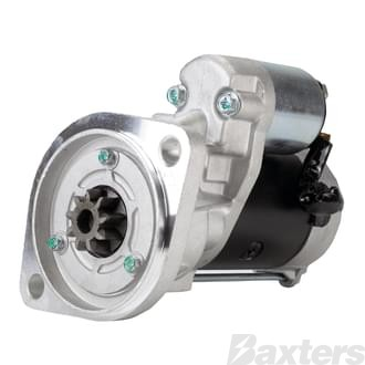 Starter Hitachi Type 2.3KW 12V 9T 32mm CW Suits Isuzu 3.0L 4JJ1 Diesel