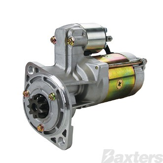 Starter Hitachi Type 2.2kW 12V 9T 35mm CW Suits Thermo King 486 Yanmar