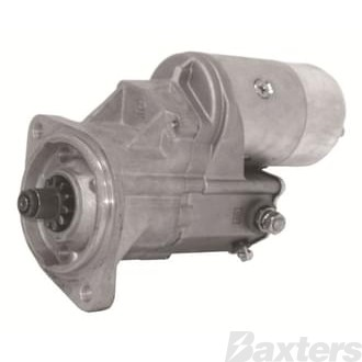 Starter Denso Type 2.5kW 12V 11T 40mm CW Suits Toyota Dyna, Landcruiser 2H Diesel