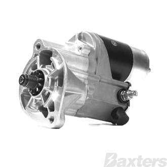 Starter Denso Type 2.5kW 12V 11T 40mm CW Daihatsu Suits Toyota Dyna 6T, 6.9T Diesel