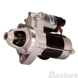 Starter Denso Type  .08KW  12V 9T 29mm CW Suits Honda  Jazz