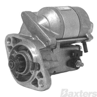 Starter Denso Type 1.4kW 12V 9T 29mm CW Suits Toyota Forklifts 4Y 5R 5P 4P