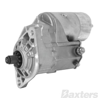 Starter Denso Type 4.5kW 24V 11T 40mm CW Suits Hino W04D W04E W06D
