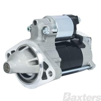 Starter Denso Type 1.0Kw 12V 9T CW 29mm Suits Toyota Corrolla 1ZZ-FE