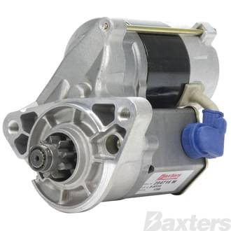 Starter Denso Type 1.2kW 12V 9T 29mm CW Suits Toyota HiluxPrado Hi-Ace 3RZ-FE