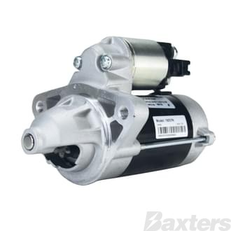 Starter Denso Type 1.4kW 12V 9T 29mm CW Suits Toyota Hiace Hilux 2TRZ Nose Cone