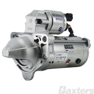 Starter Valeo 1.8KW 12V 9T Suits Captiva 2.2L Diesel