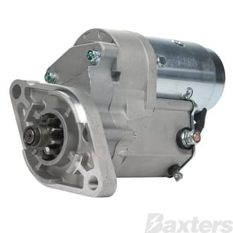 Starter Denso Type 2.0kW 12V 10T 37.5mm CW Suits HiAce, Hilux 4cly 3L, 5L Diesel