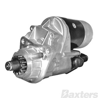 Starter Denso Type 2.5kW 12V 13T 46mm CW Suits Lister Universal