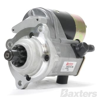 Starter Denso Type 4.5kW 24V 10T 40mm CW Case Suits Caterpillar Universal