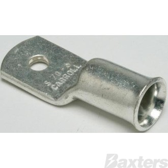 Cable Lug (Bellmouth) 95mm 000 B&S, 12mm Hole (Ea) ** QCU95-12 **