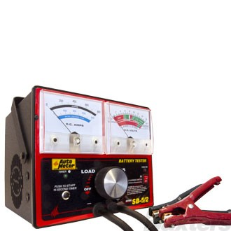 Autometer Variable Load Heavy Duty Carbon Pile BatteryTester 800 Amps