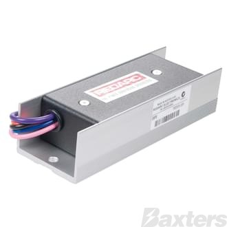 Voltage Reducer Single Circuit 24VDC To 12VDC Switchmode 96W