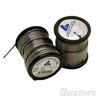 Solder Resin 3.2mm 40/60 (Sn = TIN - Pb = LEAD)