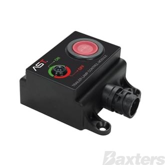 Trailer Lamp Control Module 12V 30 Minute Delay Timer Off