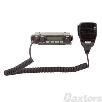 Radio UHF GME 5W With Speaker Microphone ScanSuite™
