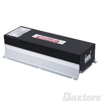 Trailer Lighting Reducer 24V to 12V 5 Circuits 2 x 360W & 3 x 180W
