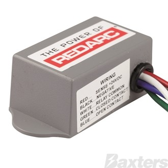 Relay Voltage Sense 24V 120W Switching Capacity